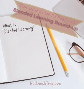 Blended Learning Roundup Square