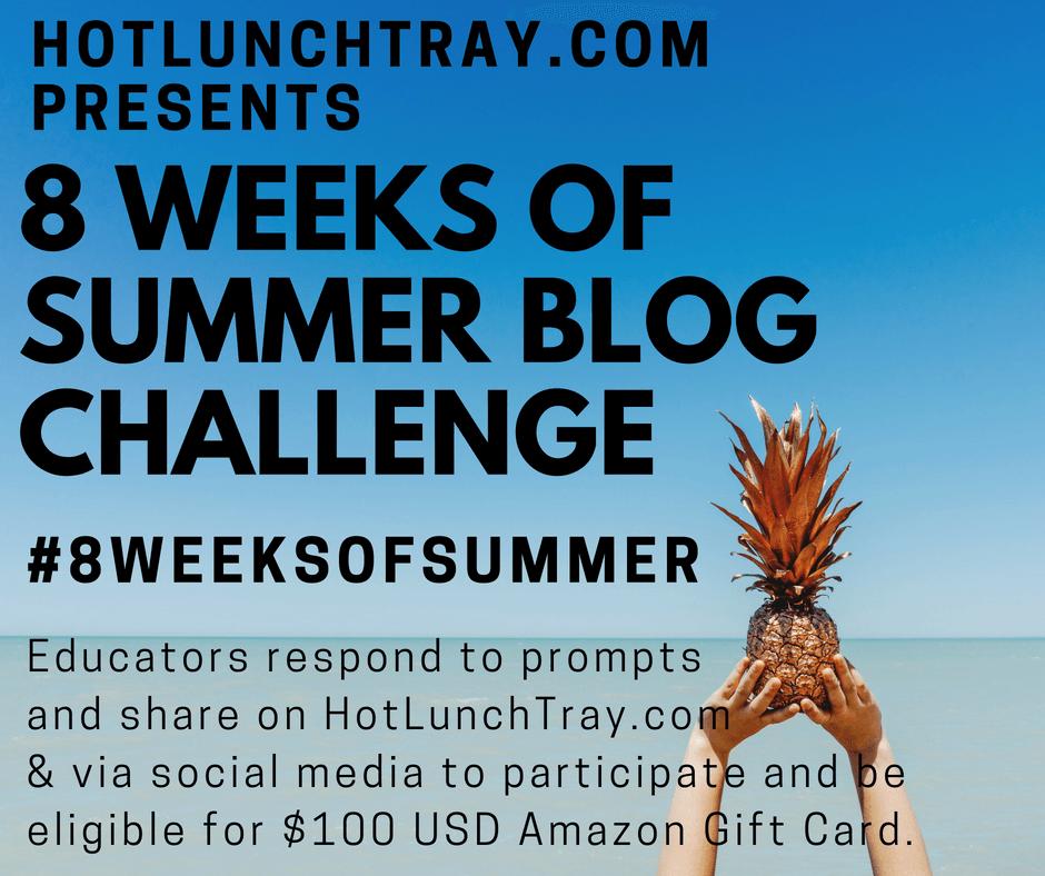 #8weeksofsummer