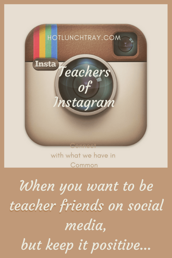 Teachers of Instagram PIN