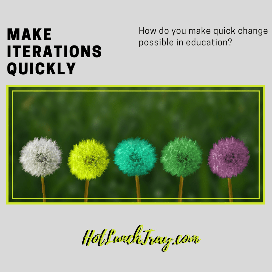 Quick Iterations Education