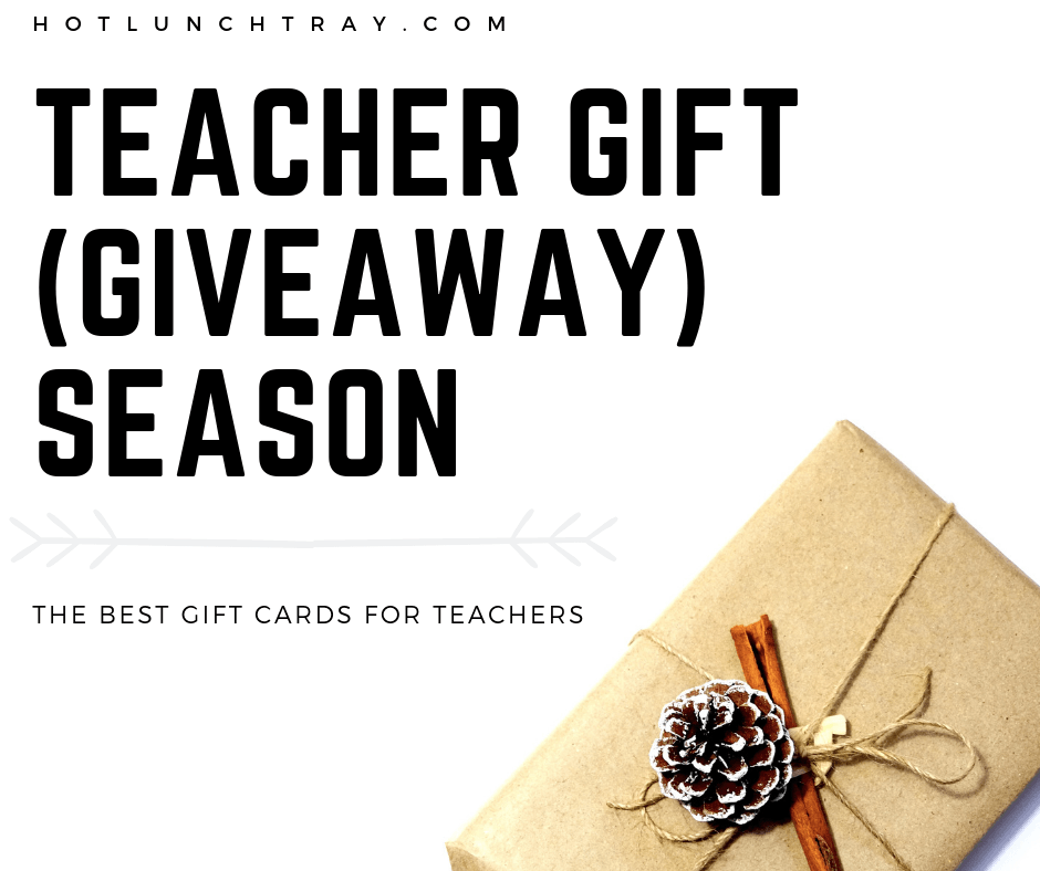Teacher Gift Giveaway Season FB