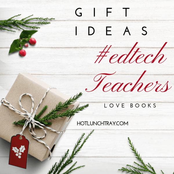 edtech teachers love books