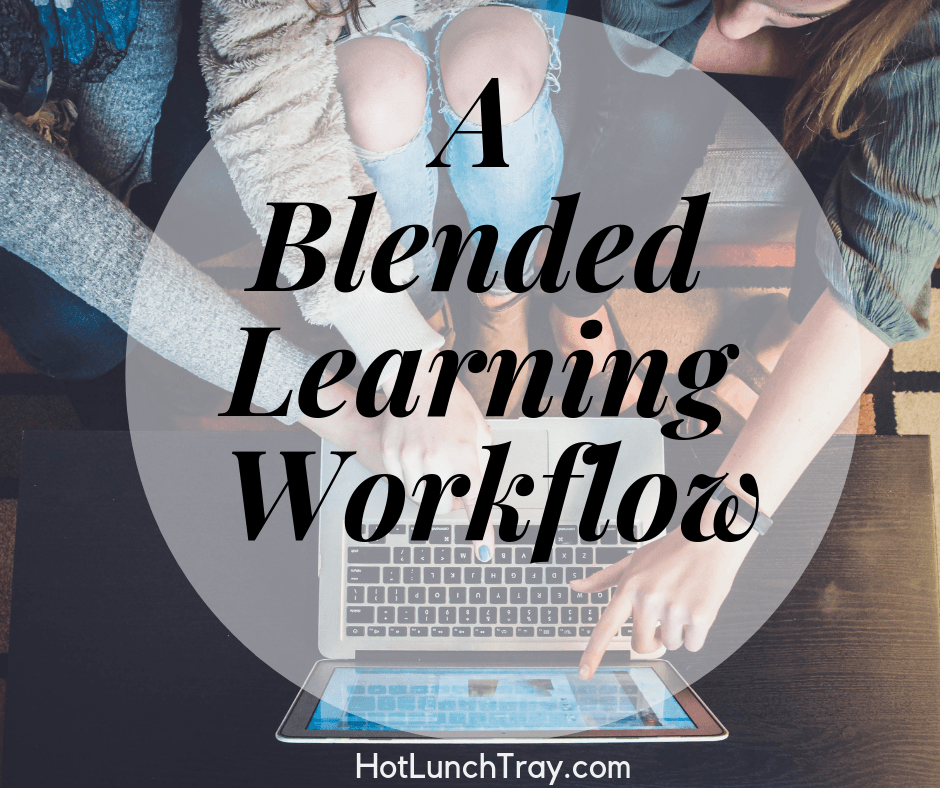 A Blended Learning Workflow FB