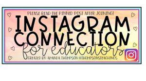 Instagram Connection for Educators