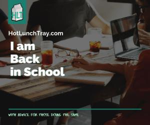 Back in School
