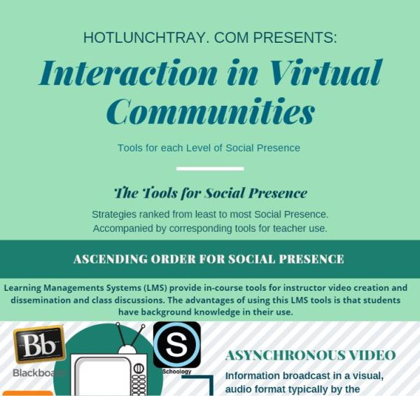 Virtual Community Interaction