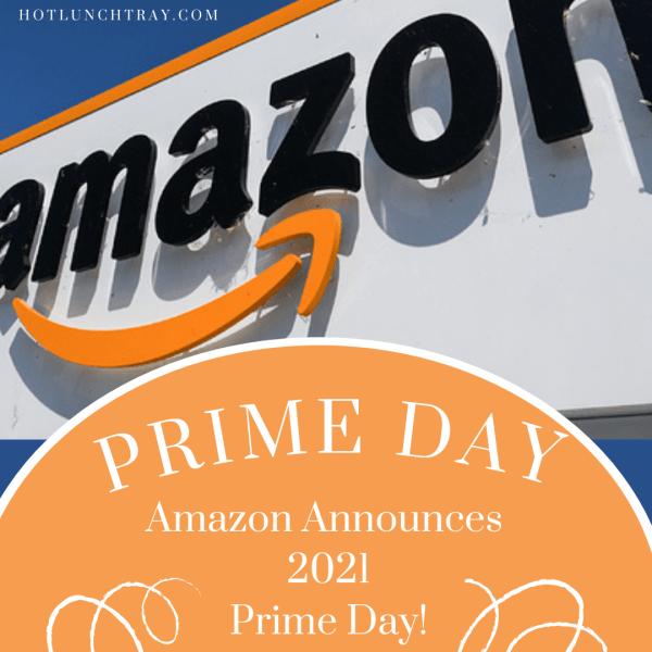 2021 Amazon Prime Day