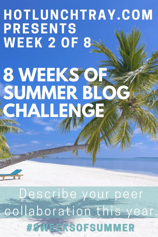 Week 2 #8weeksofsummer Blog Challenge 2021