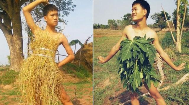 Model Nyeleneh dari Thailand Ini Jadi Perbincangan Netizen Tanah Air