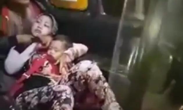 Aksi Penyanderaan di Dalam Angkot Arah Rawamangun