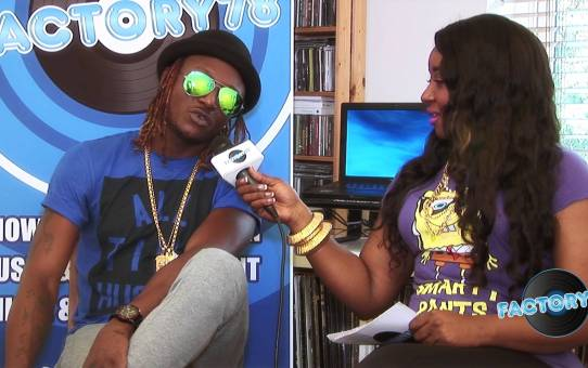 VIDEO: Terry G Interview | Freestyle on Factory78
