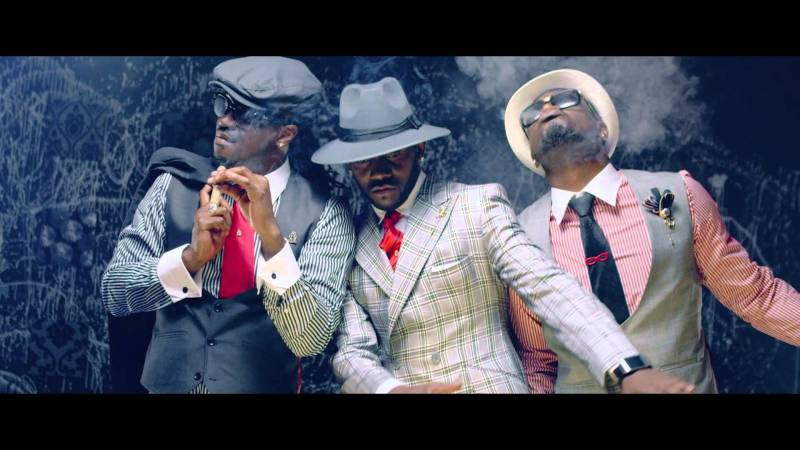 VIDEO: J Martins ft P-Square – Kwaroro