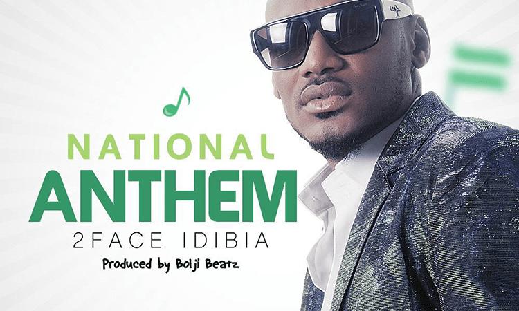 2face Idibia – National Anthem (Prod. by Bolji Beatz)