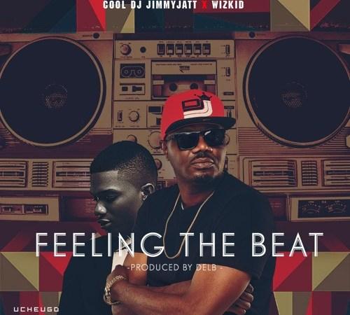 DJ Jimmy Jatt Ft. Wizkid – Feeling The Beat (Prod. by Del'B)
