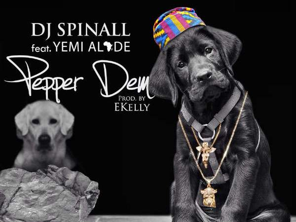 DJ Spinall Ft. Yemi Alade – Pepper Dem (Prod. by E-Kelly)