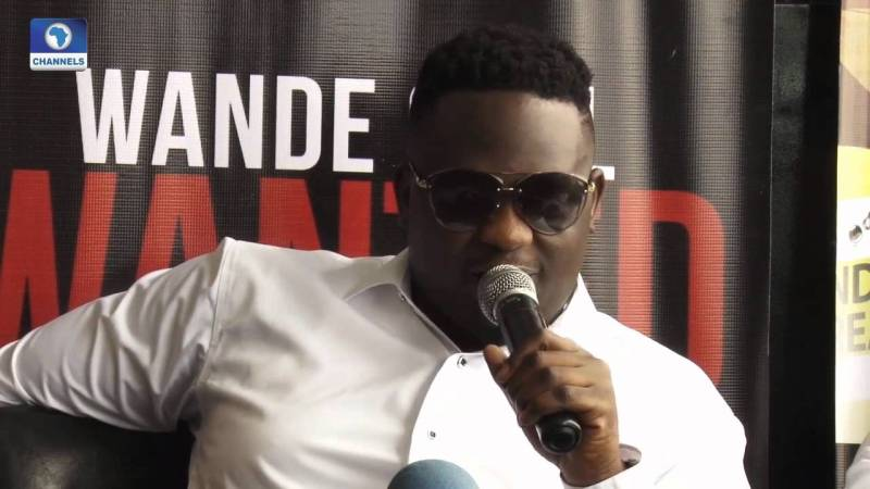 VIDEO: Wande Coal – God, Not Don Jazzy Made Me