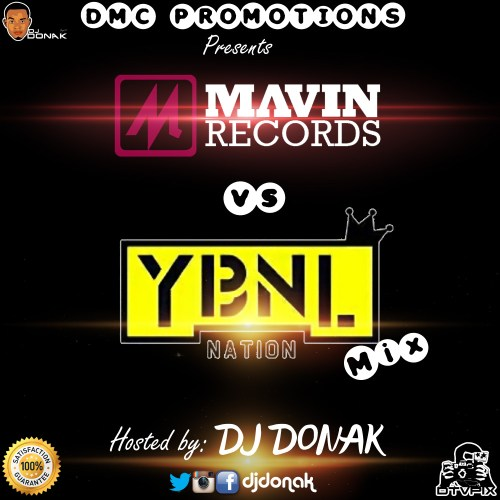 DJ Donak Mavins vs YBNL Art