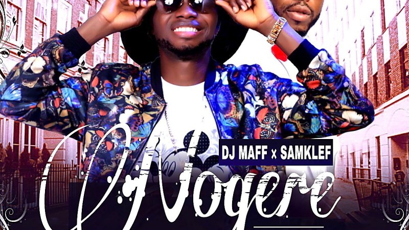 DJ Maff – Nogere Ft. Samklef