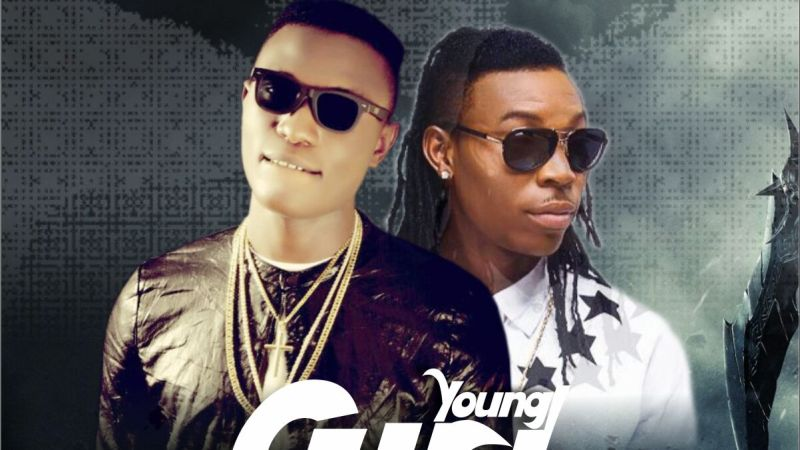AD ft. Solidstar – Young Girl (Prod by P Banks)