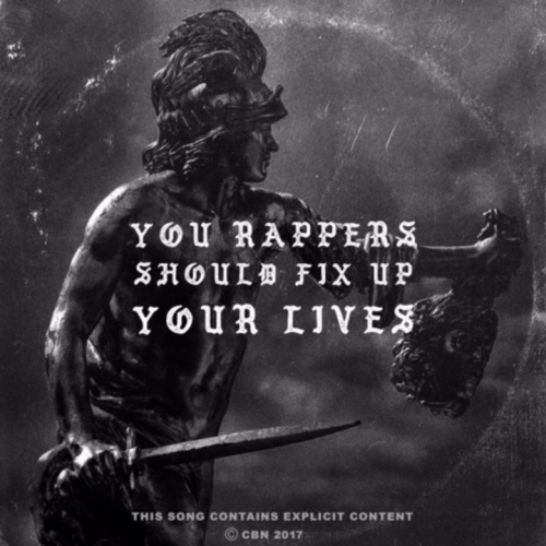 M.I Abaga - You Rappers Should Fix Up Your Lives