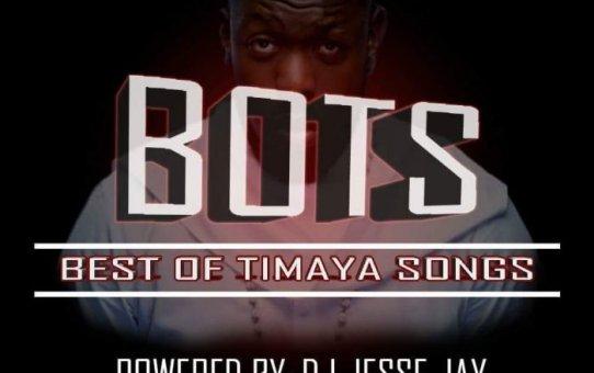 Best of Timaya Mix 2017