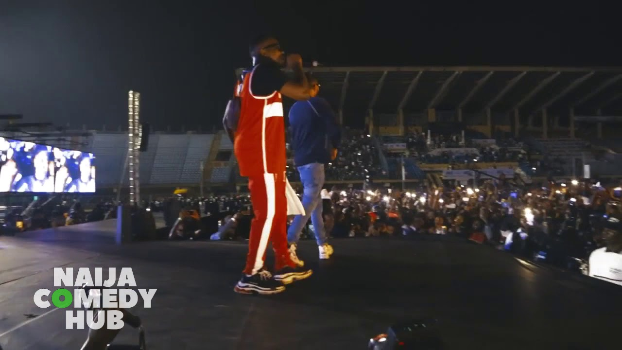 VIDEO: Olamide Live In Concert OLIC4 ft Phyno, Tiwa Savage, Daddy