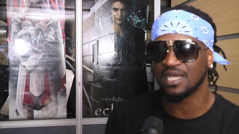 VIDEO: Paul of P-Square Slams Peter For Posting Fights On Social Media