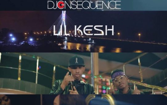 VIDEO: DJ Consequence - Water Bottle ft Lil Kesh