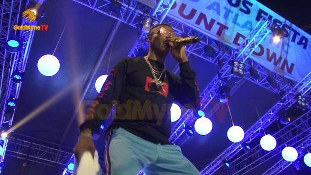 One Lagos Fiesta ft Davido, Wizkid & Olamide