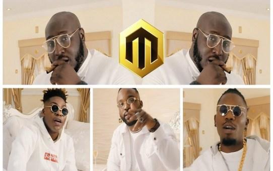 VIDEO: DJ Big N – The Trilogy ft. Reekado Banks, Iyanya & Ycee