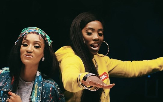 VIDEO: Di'ja ft Tiwa Savage - The Way You Are