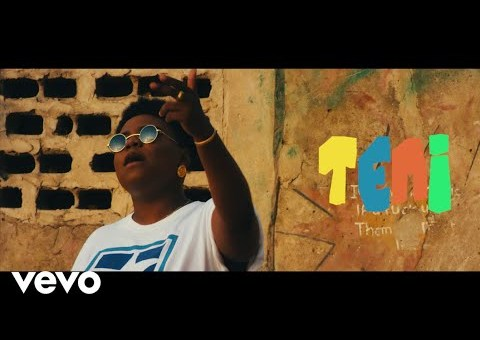 VIDEO: Teni – Pareke