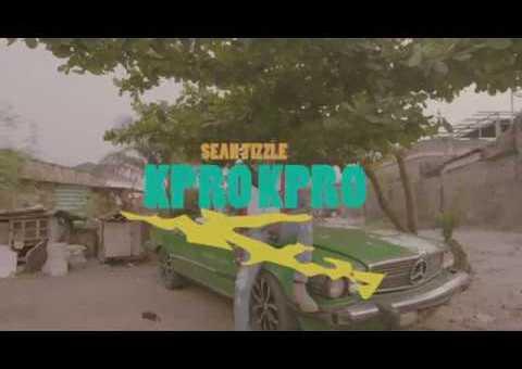 VIDEO Sean Tizzle - Kpro Kpro