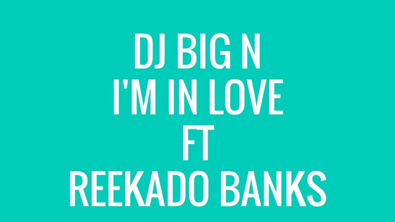 DJ Big N - I'm In Love ft Reekado Banks