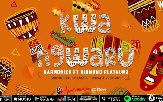 Harmonize ft Diamond Platnumz – Kwa Ngwaru