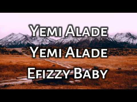 Yemi Alade - Bum Bum Lyric Video
