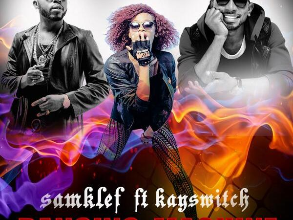 Samklef – Dancing Machine ft KaySwitch