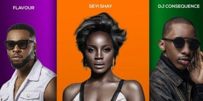 Seyi Shay - Alele ft Flavour And DJ Consequence