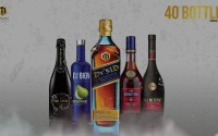 Dr Sid - 40 Bottles ft Dj Big N, Shody, King Spesh & Do2dtun