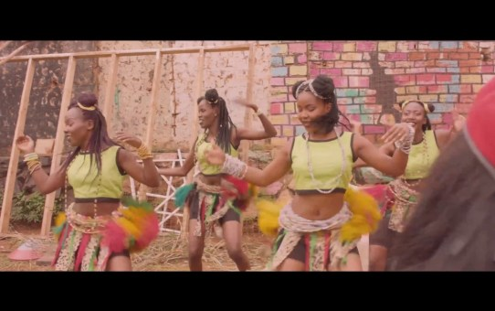 Eddy Kenzo ft Harmonize – Pull Up
