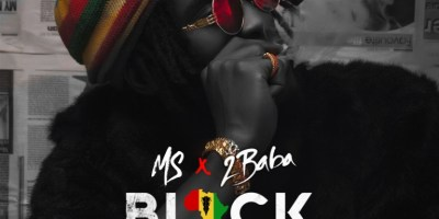 2Baba x MS - Black And Proud