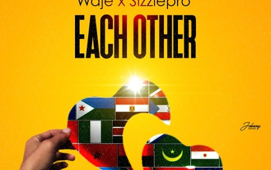 Waje ft Sizzle Pro – Each Other