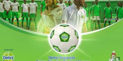 2Baba ft Waje - Dettol Future Football Heroes