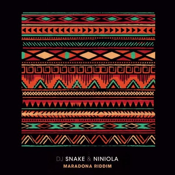 DJ Snake - Maradona Riddim ft Niniola