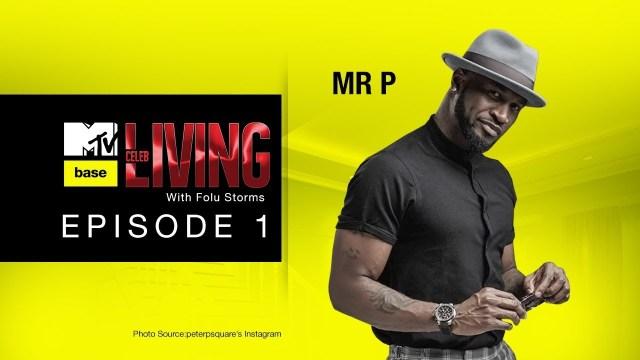 Mr. P - Celeb Living