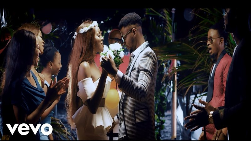VIDEO: Seyi Shay – Surrender ft Kizz Daniel & DJ Neptune