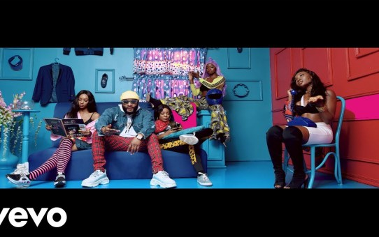 VIDEO: Kcee – Boo ft Tekno