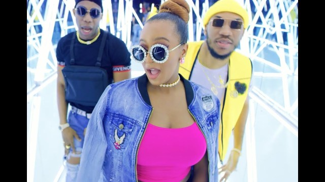 VIDEO Cuppy - Werk ft Skuki