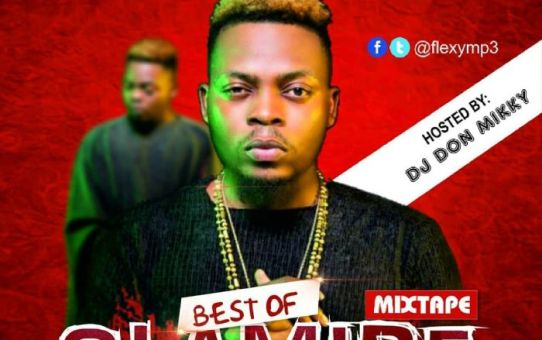 Best of Olamide Mix 2018 by DJ Flexy