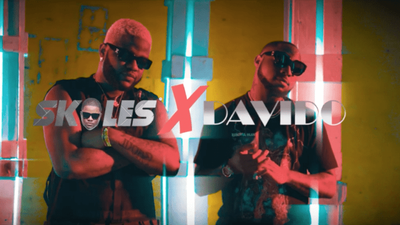 VIDEO: Skales ft Davido – Currency